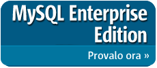 MySQL Enterprise Edition Trial
