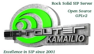 Kamailio SIP Server (formerly OpenSER)